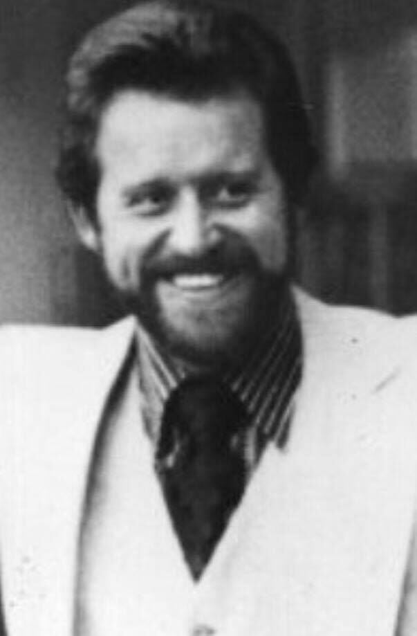 Mob enforcer Jerry Tillinghast rounded up votes for Buddy in exchange for a job as environmental control inspector. But Jerry spent little time fixing the city's problems, preferring to flirt with the secretaries at City Hall. Above, a photo of Jerry at 31. Courtesy of Jerry Tillinghast.