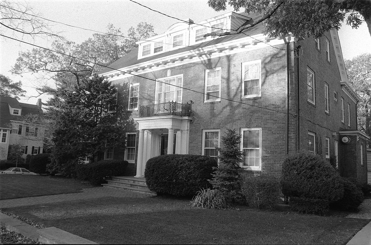 During his disappearance, Mollicone failed to make his mortgage and tax payments.His house on Blackstone Boulevard—previously owned by Mayor Buddy Cianci—was foreclosed upon and auctioned off. Courtesy of The Providence Journal.