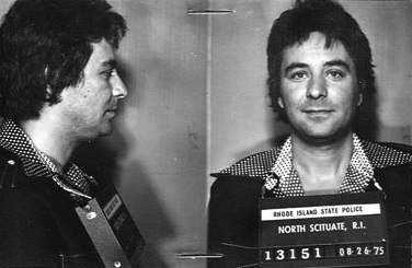 Tony Fiore in a 1975 mugshot. After Fiore was released from prison in 1989, he developed an appetite for robbing armored cars.