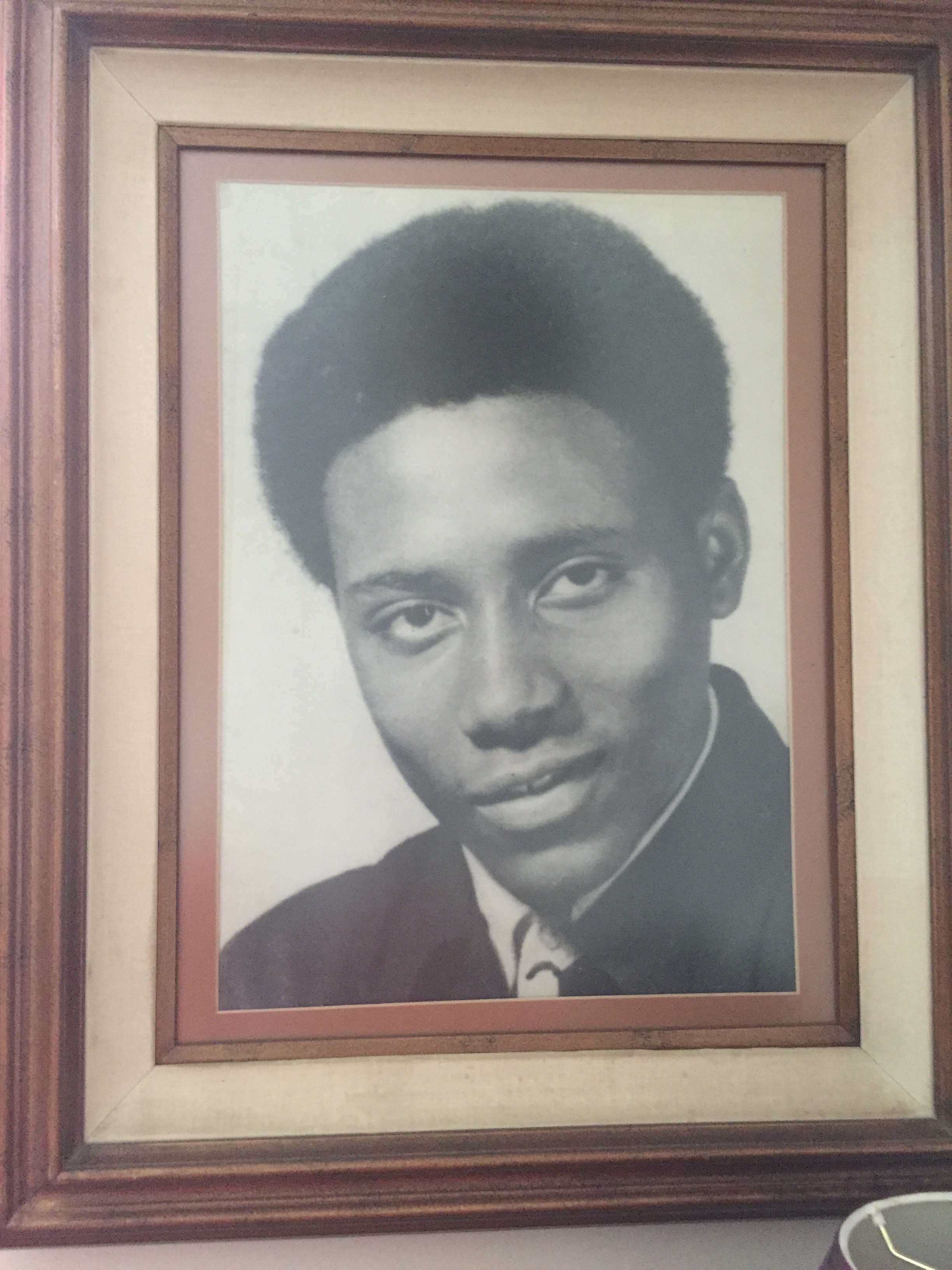Ricardo Buck was 15 years old when a STRESS officer killed him.  Courtesy of Jacqueline Beaird.