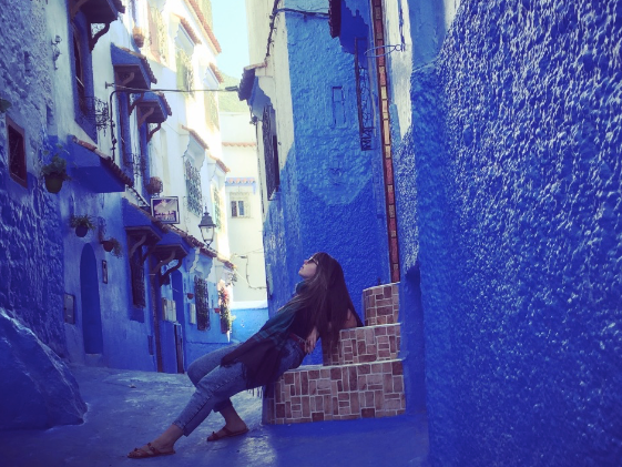 Chefchaouen - Behold, the Blue Pearl of Morocco! Sometimes, life takes us up North to the Rif Mountains to this little piece of paradise. Explore the famously blue medina, get some fresh mountain air and marvel at the beauty that Chefchaouen has to offer!