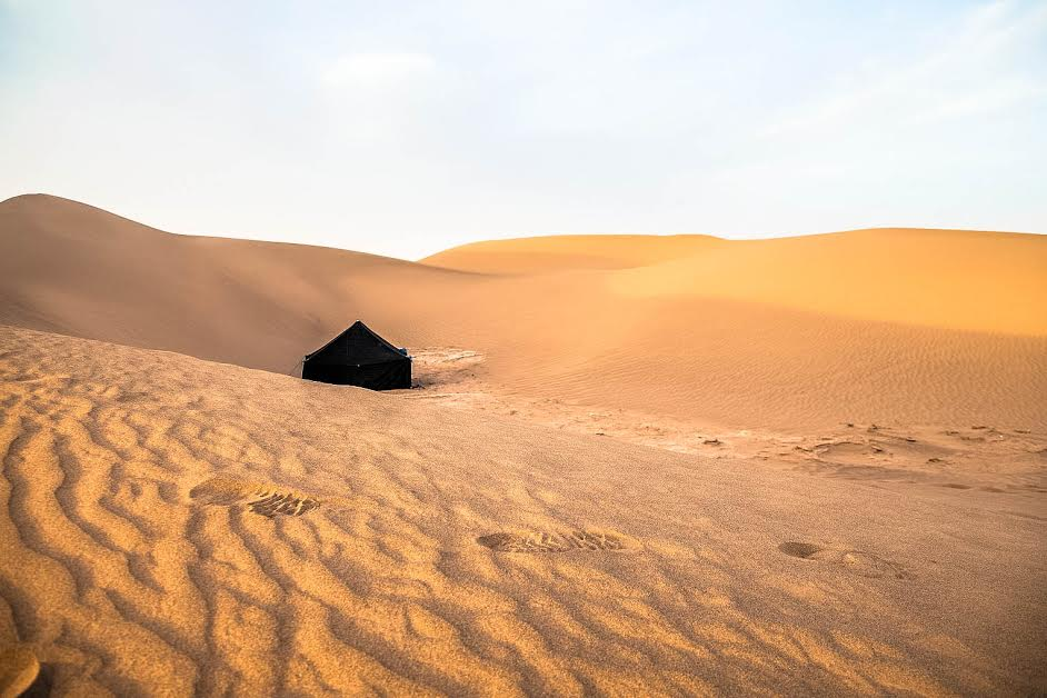 Erg Chegaga - Behold, the highest dunes in the Moroccan Sahara and our #1 favorite place to show visitors. Chegaga has that