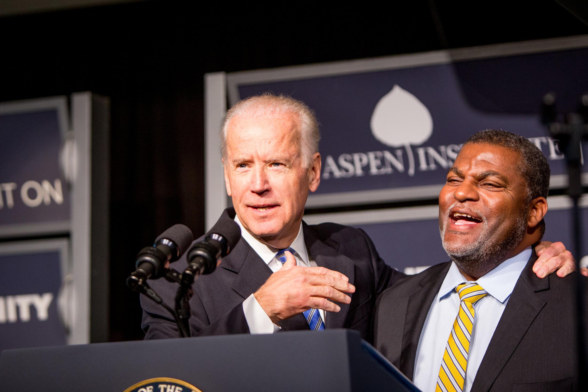 Video: Joe Biden at the 2016 Summit
