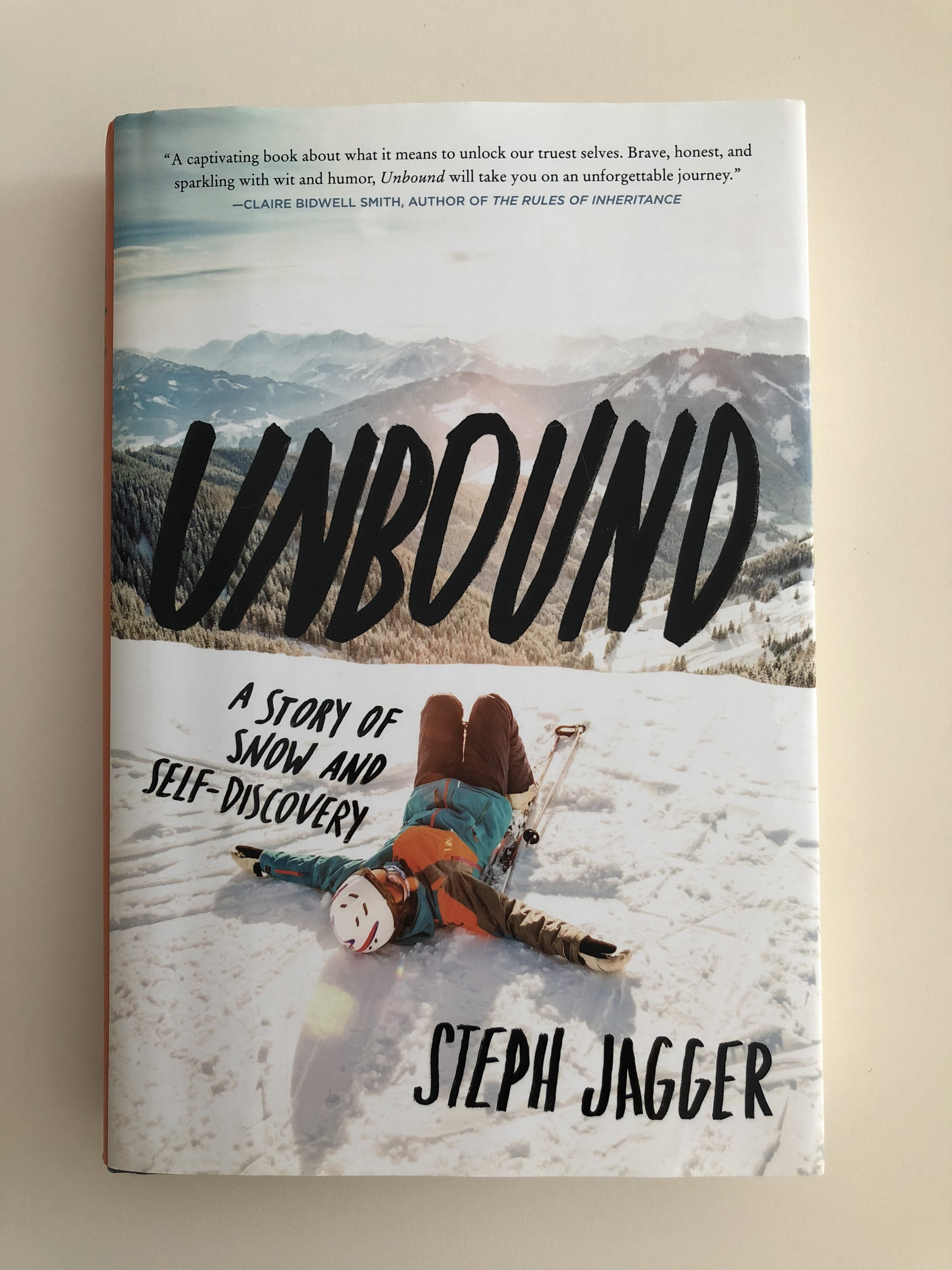 Unbound by Steph Jagger