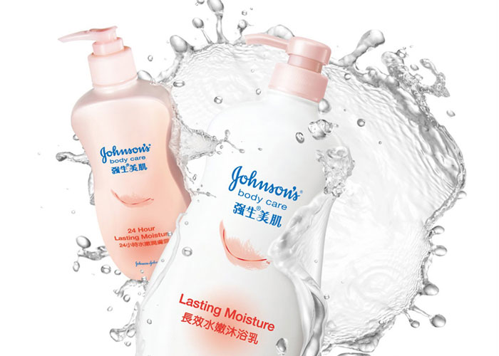J&J Body Care   Brand Strategy | Packaging Design | Family Design Language |  Graphic Design | Prototyping