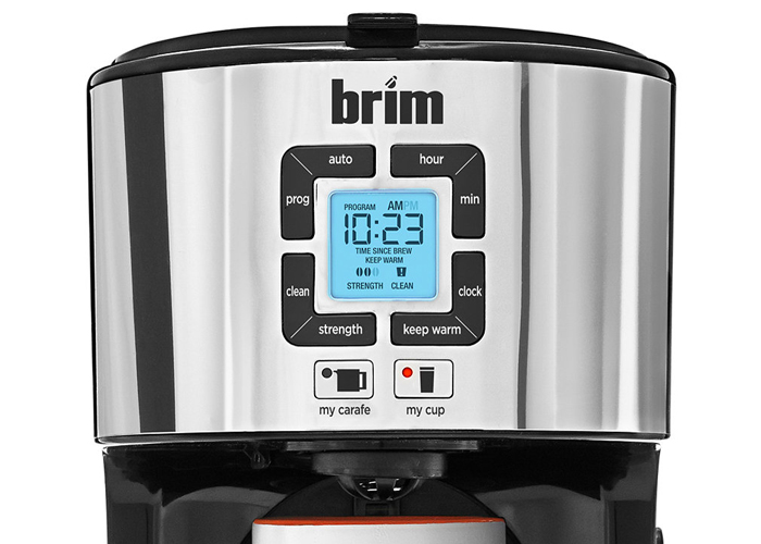 BRIM Coffee Maker  Strategy | Product Design