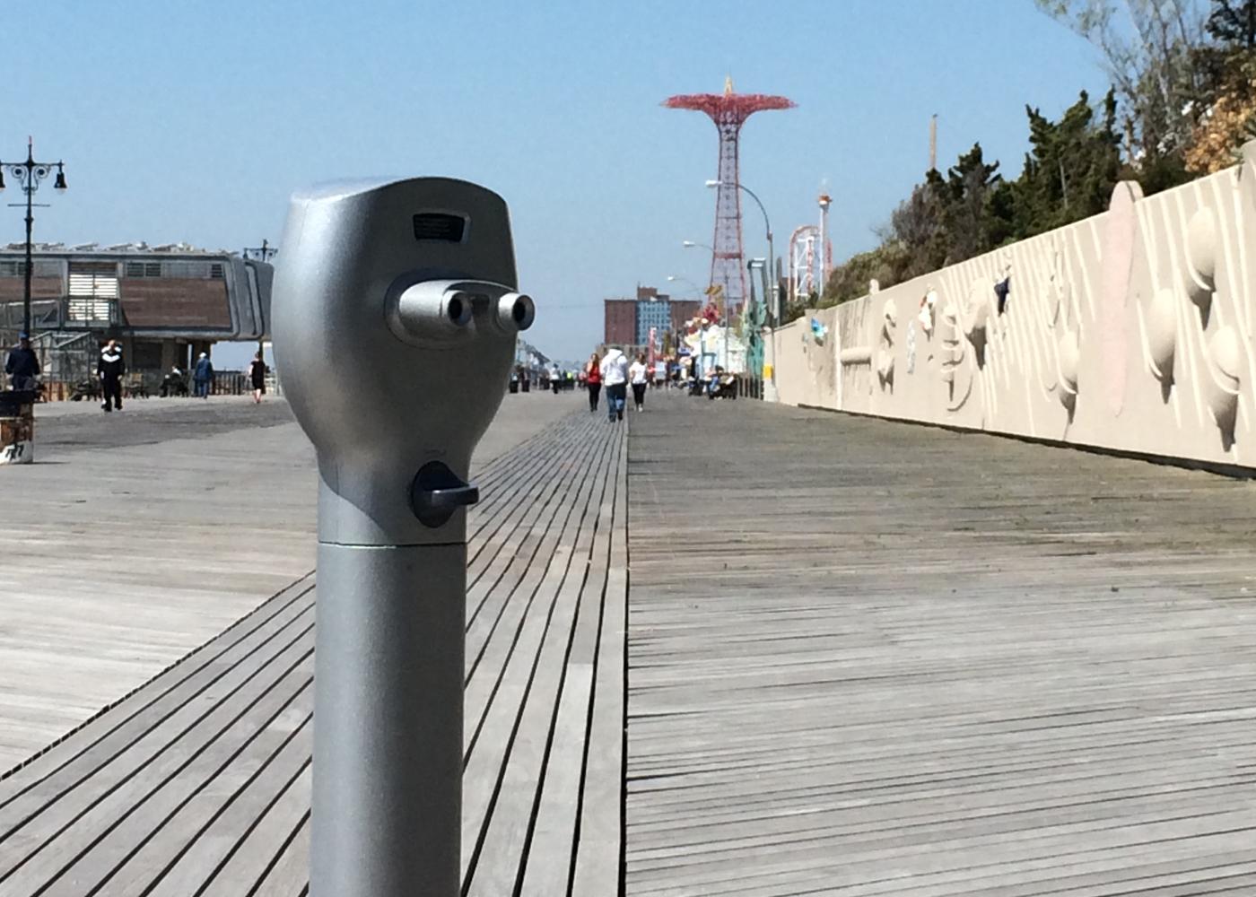 NY Aquarium - On the iconic Coney Island Boardwalk