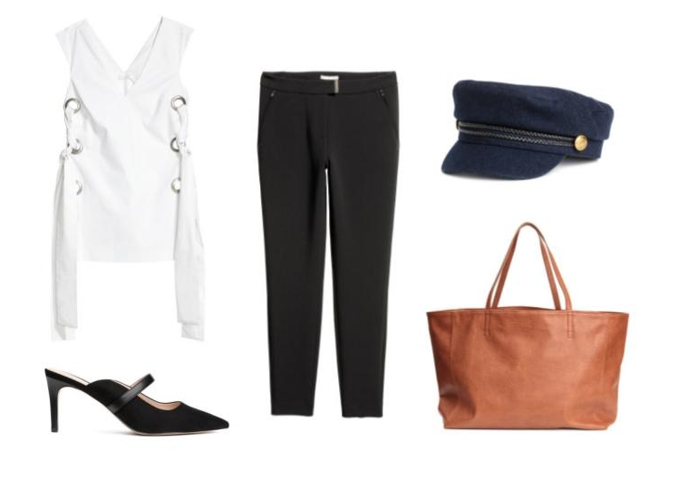 WORK TO PLAY - WORK CHIC OUTSIDE THE OFFICE CUBE