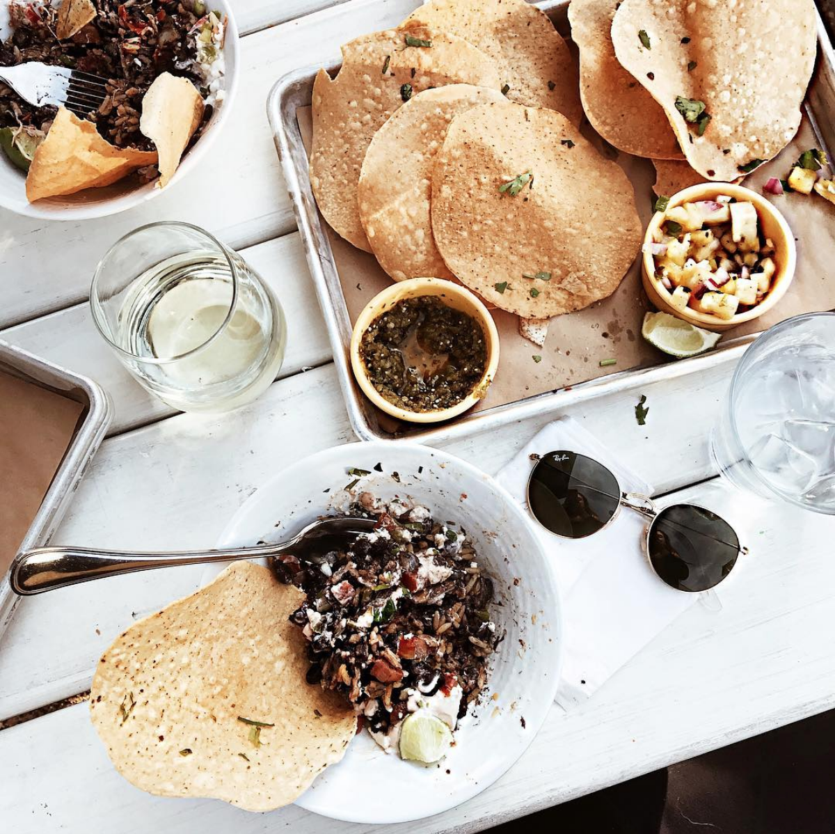 Coastal Taco Bar+Chill - Waterfront view, sprawling outdoor patio...and tacos.