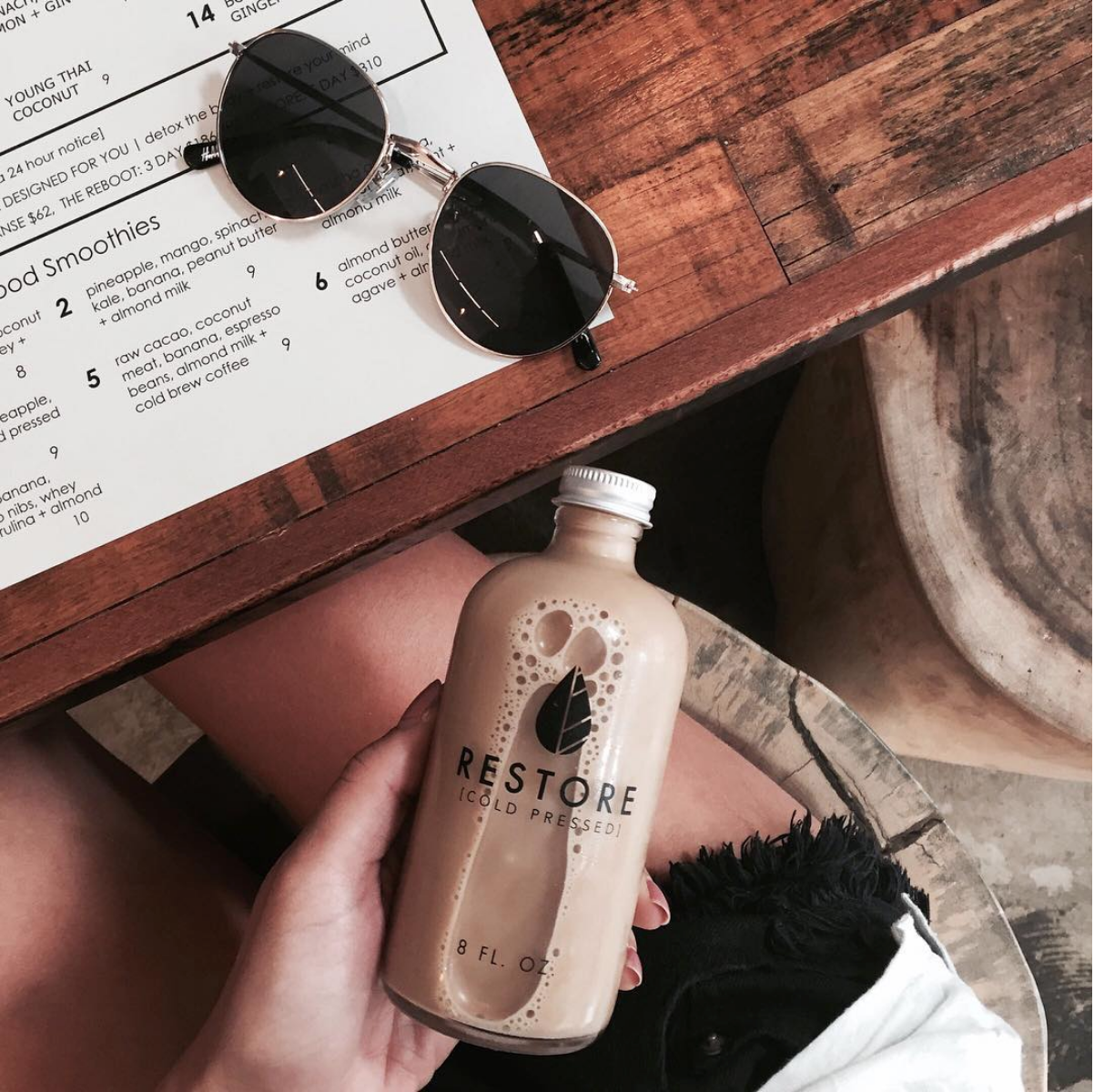 Restore [Cold Pressed] - The freshest of them all.