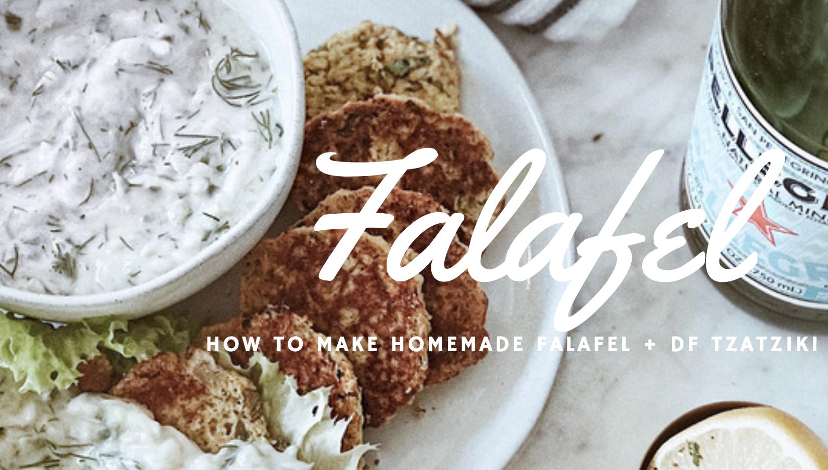 how-to-make-falafel