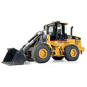 CAT IT28G WHEEL LOADER  Gross Power: 131 hp Operating Rate: 26,751 lbs              View Specifications