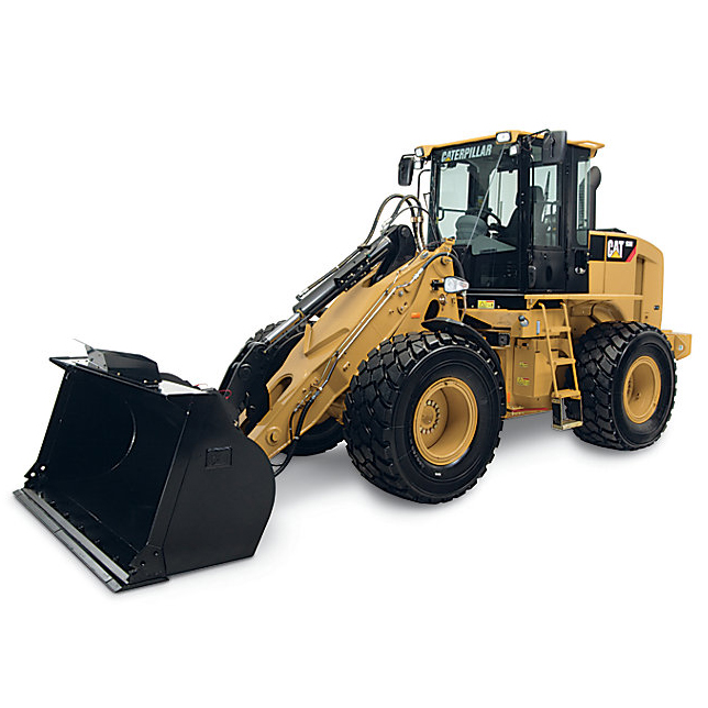 CAT 930H WHEEL LOADER  Gross Power: 149 hp Operating Weight: 28,725 lbs              View Specifications