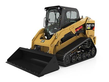 CAT 277D MULTI TERRAIN LOADER  Gross Power: 74.3 hp Operating Weight: 9,293 lbs    View Specifications