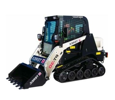 TEREX PT30 MINI SKID STEER  Gross Power: 34 hp Operating Weight: 3,600 lbs    View Specifications