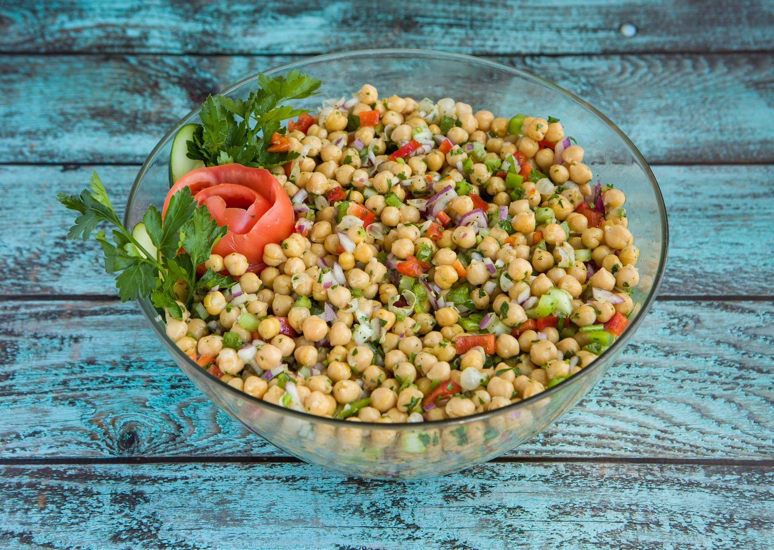Chickpea Salad $4.95