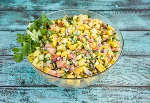 Mango Salad $4.95