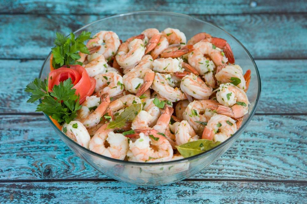Shrimp Salad $1.25 each