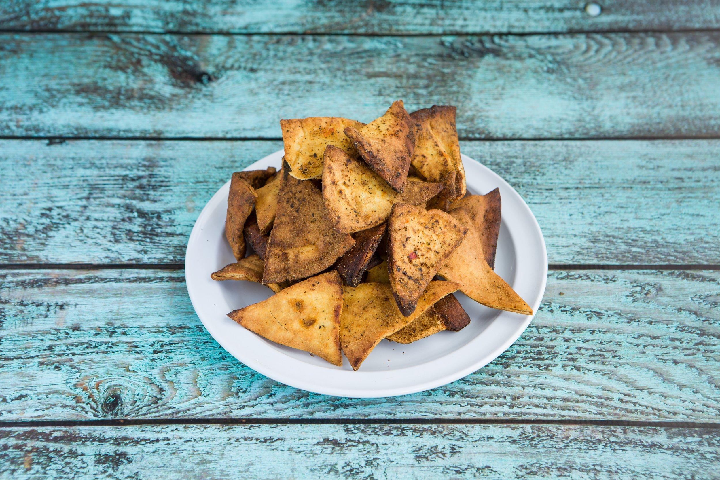 Pita Chips $4