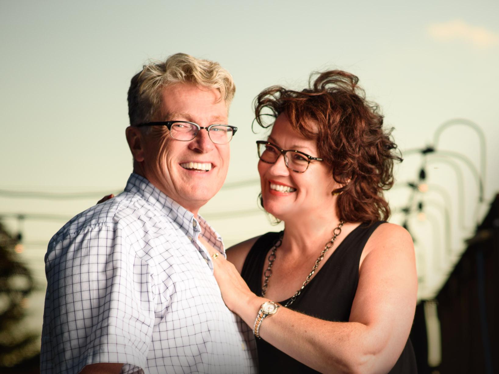 Our Senior Pastors: Pastor Terry & Pastor Terri Murphy