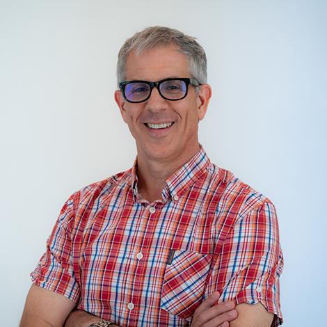 Steve Scherf  Chief Technology Officer