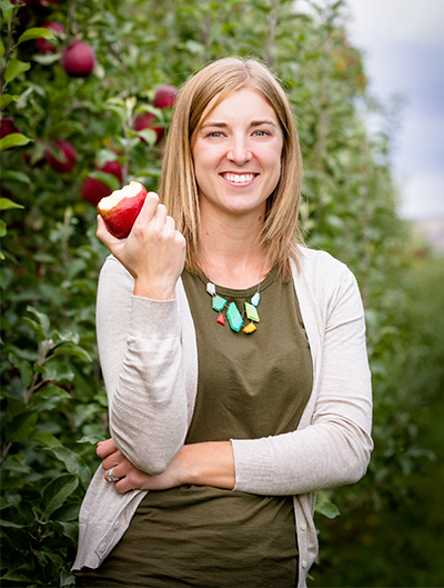 Camille Jones, 2017 Washington State Teacher of the Year.