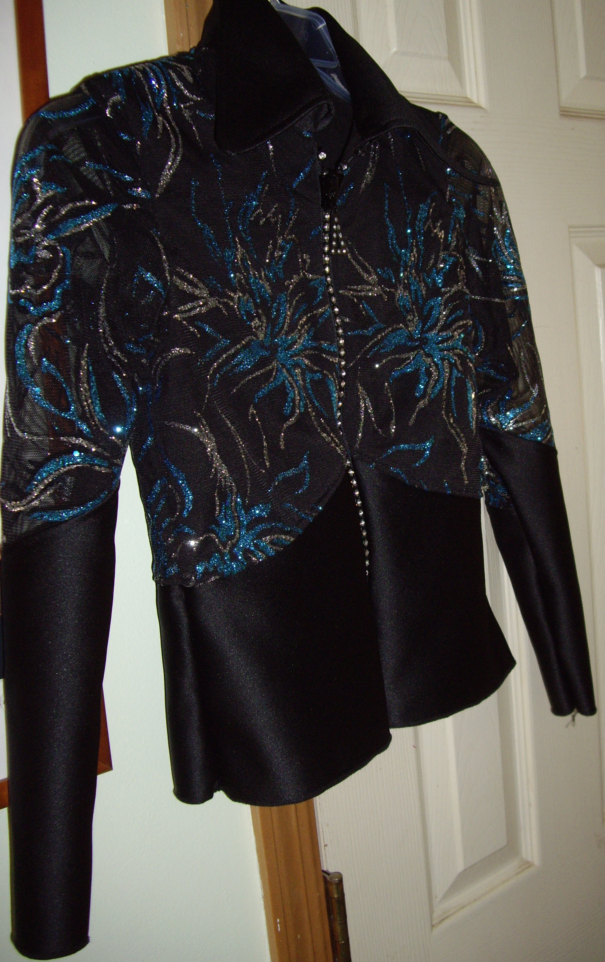 Front of Horse Show Jacket.JPG