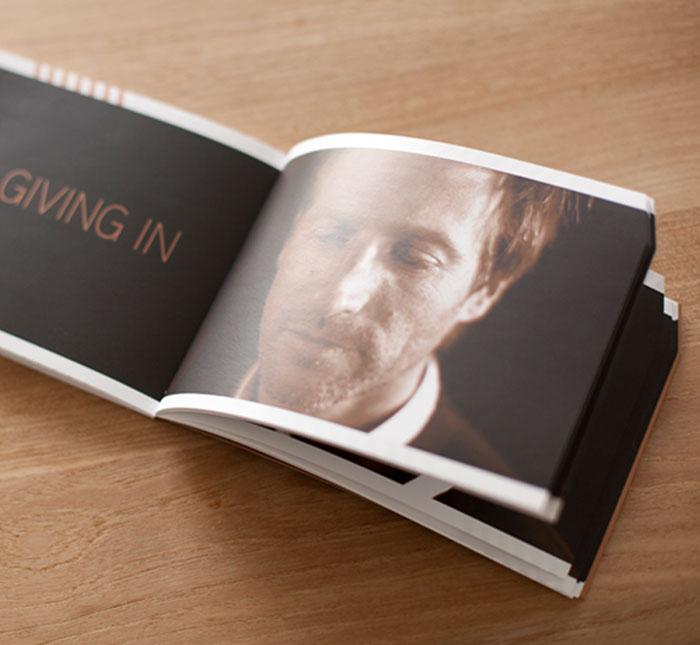 Agnes Studio Lockwood Thompson Dialogues Spike Jonze flip book