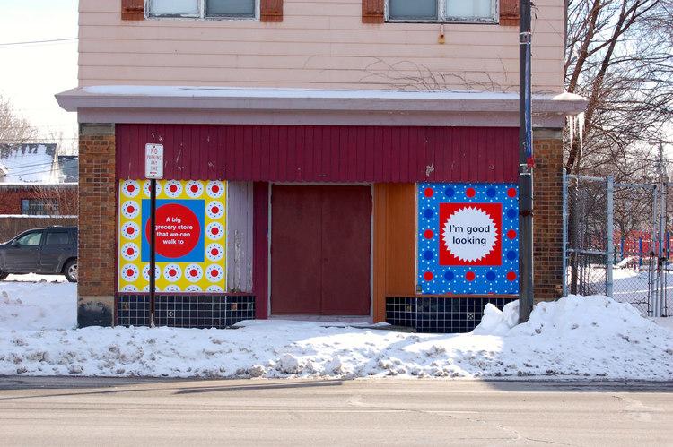 Agnes Studio St. Clair Superior Neighborhood branding