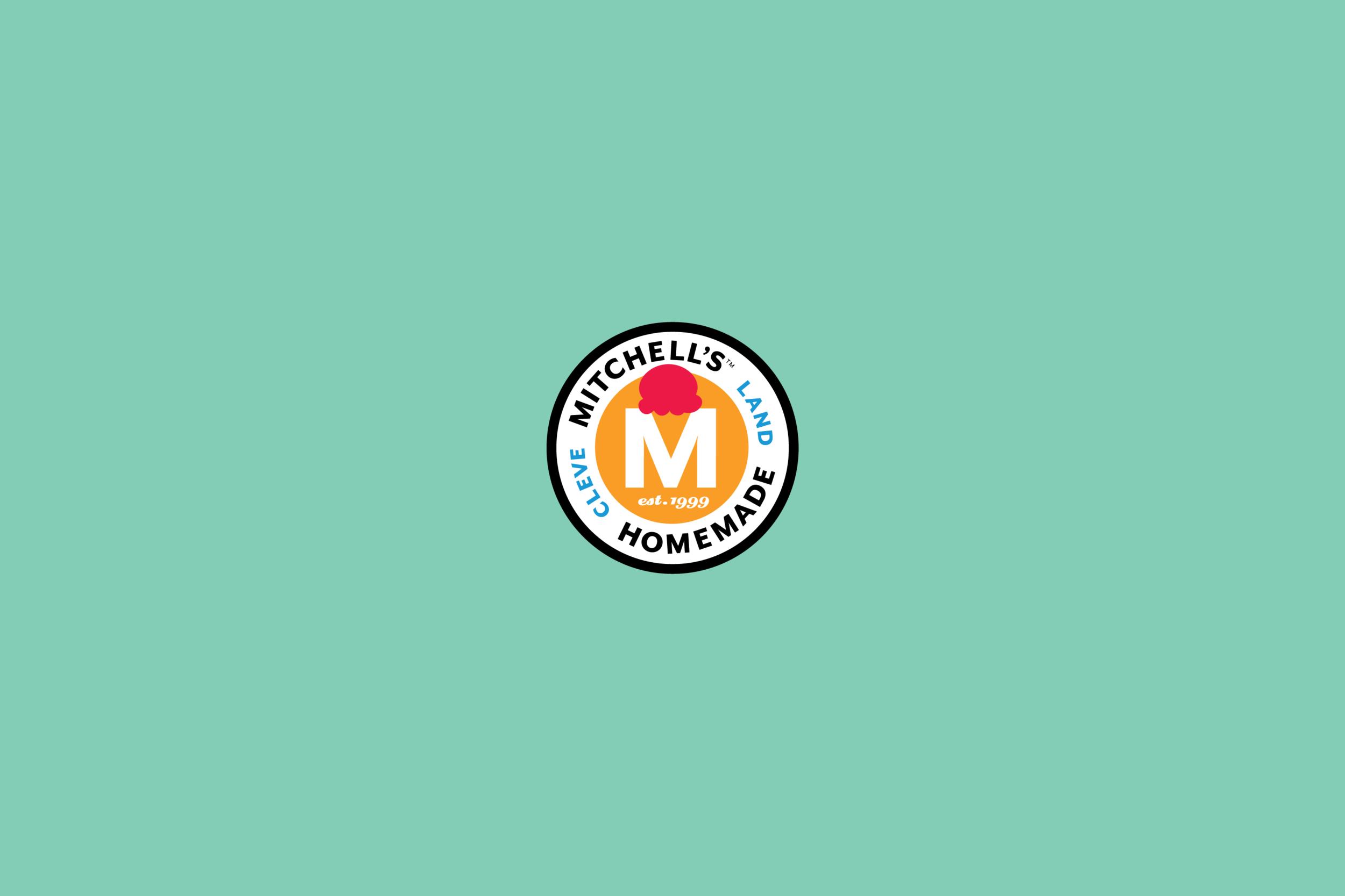 Agnes Studio Mitchell's Ice Cream logo