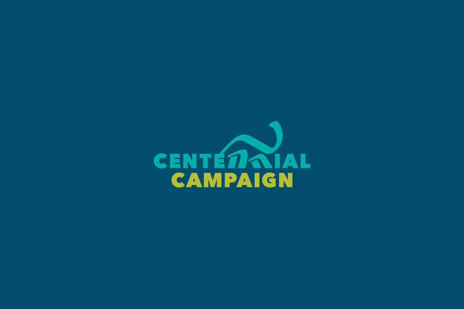 Agnes Studio Cleveland Museum of Natural History Centennial Campaign logo