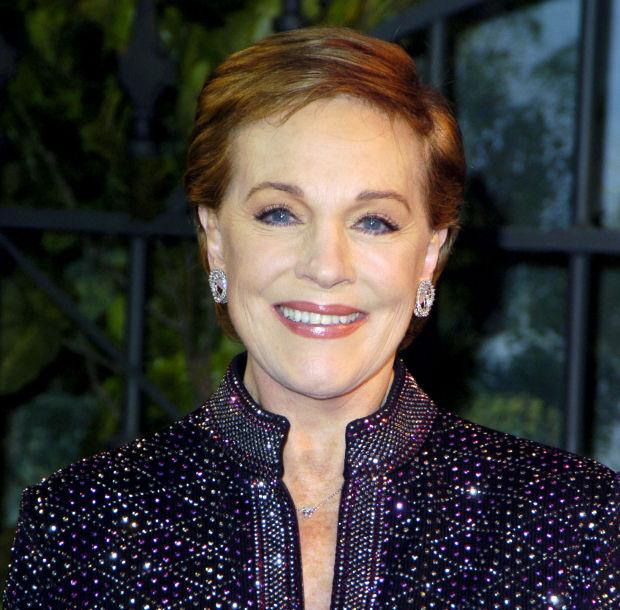1995-96: Julie Andrews