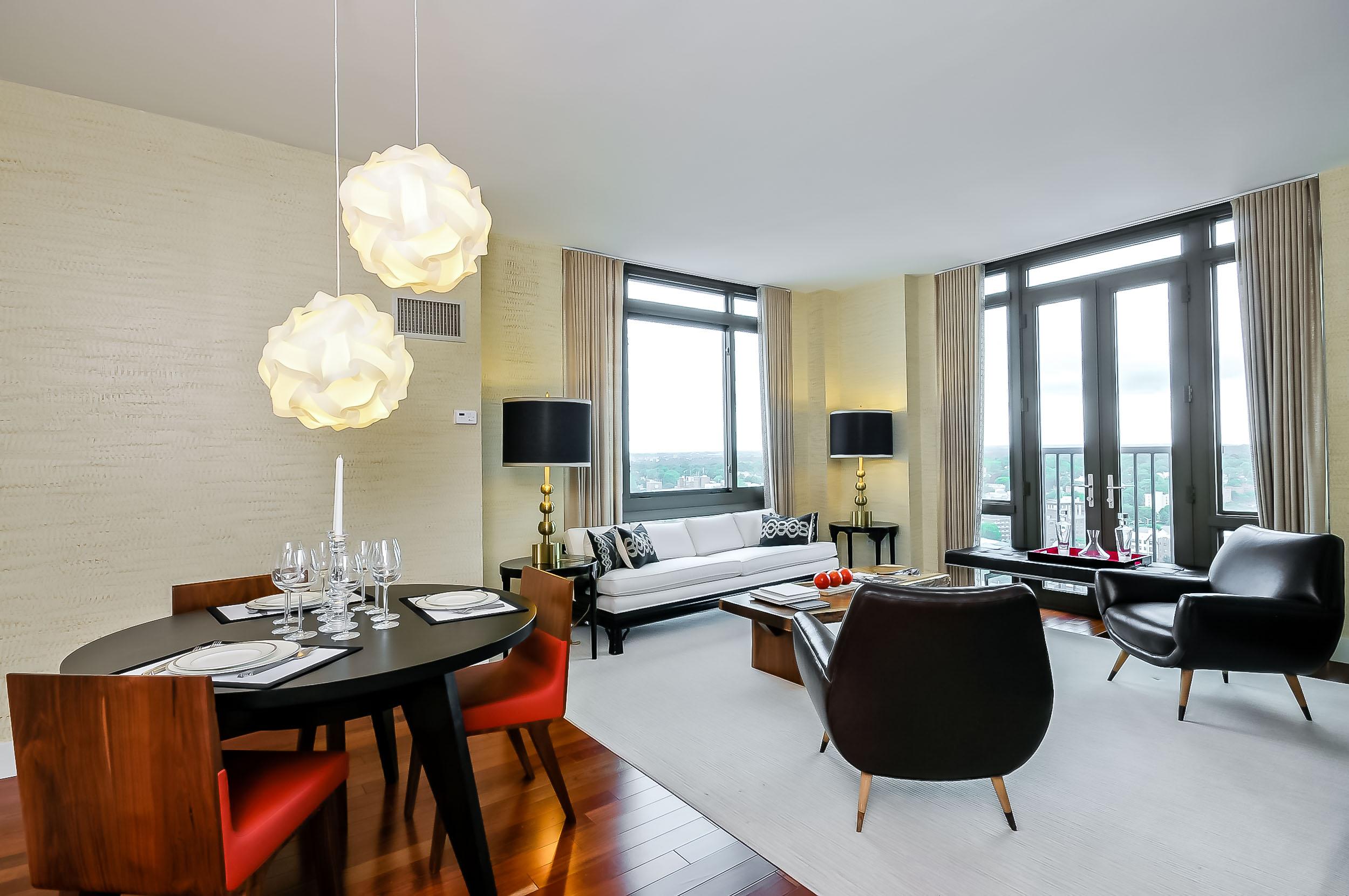 Luxury Condo for rent in Trump Plaza New Rochelle