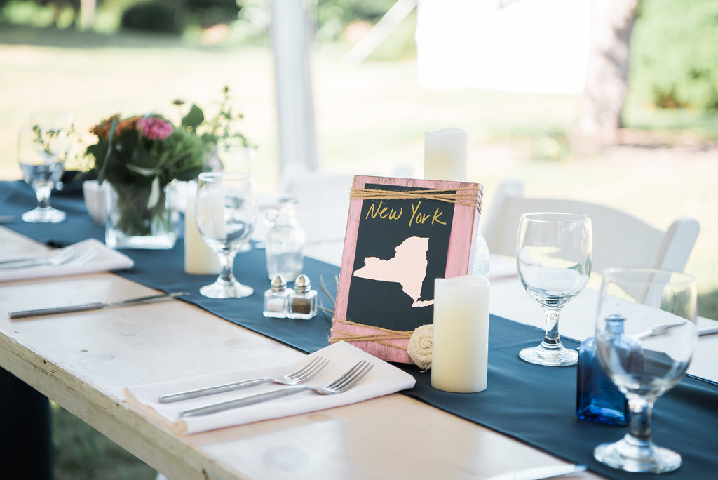 farm tables tent reception live well farm