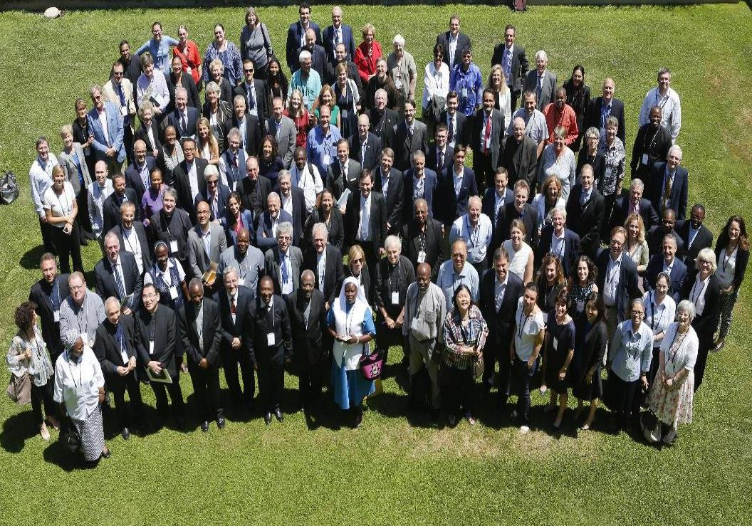 Participants from the 2nd Annual Vatican Impact Investment Conference