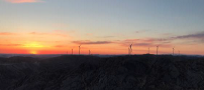 - Wind Farm supported by the Sisters in Tellenes Norway