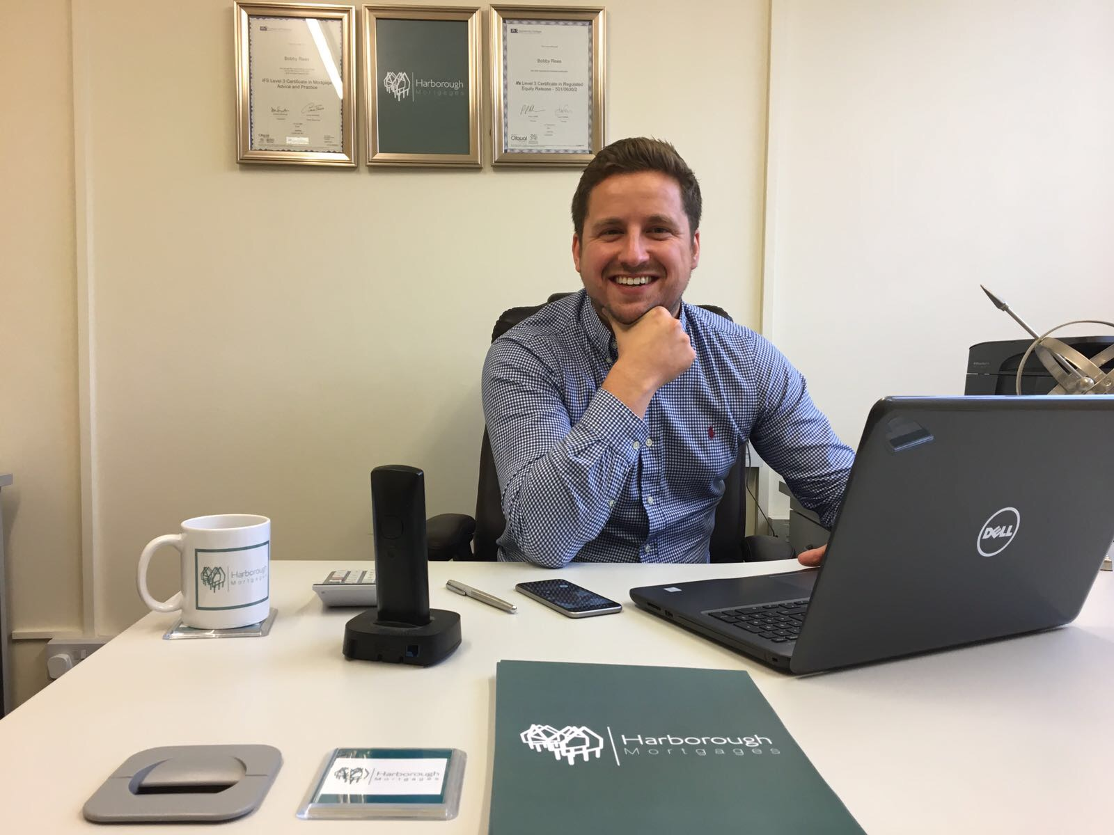 OUR AIM FOR YOU - Welcome to Harborough Mortgages. Our aim is to offer a customer focused and highly efficient process to obtain financial advice.