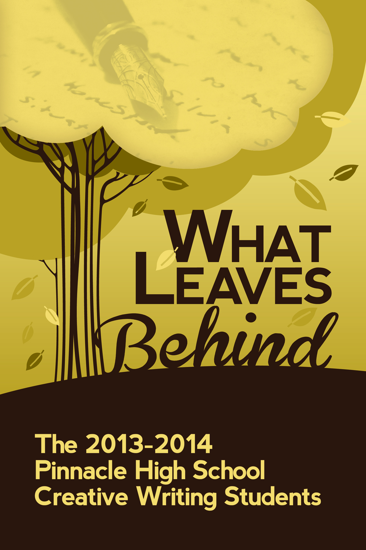 What Leaves Behind