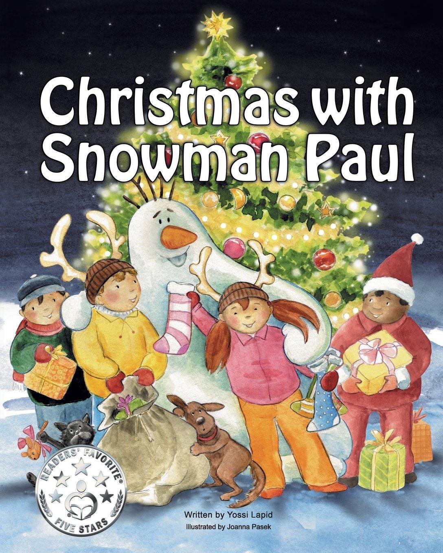 Christmas with Snowman Paul.jpg