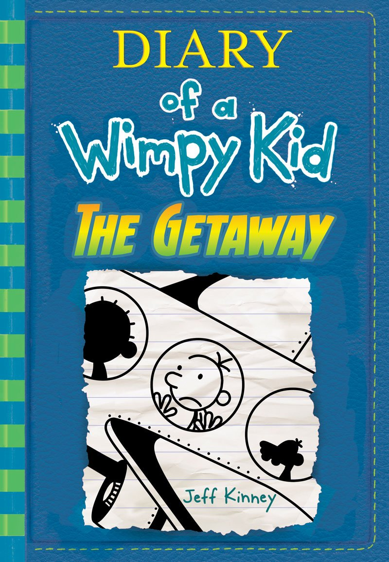Diary of a Wimpy Kid The Getaway.jpg