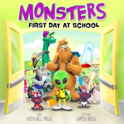 Monsters First Day at School.jpg