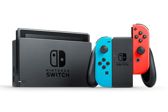 16.   Nintendo Switch.   I'm strongly considering getting a Nintendo Switch. Super Smash Bros Ultimate, Zelda: Breath of the Wild, and Pokemon: Let's Go! Are all fantastic games.
