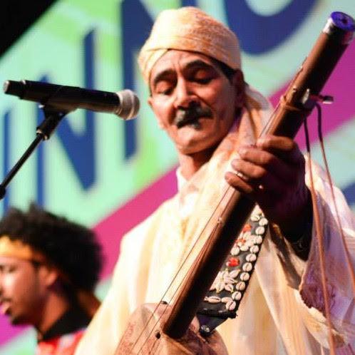 Master Hassan Ben Jaafer (sintir, vocals)