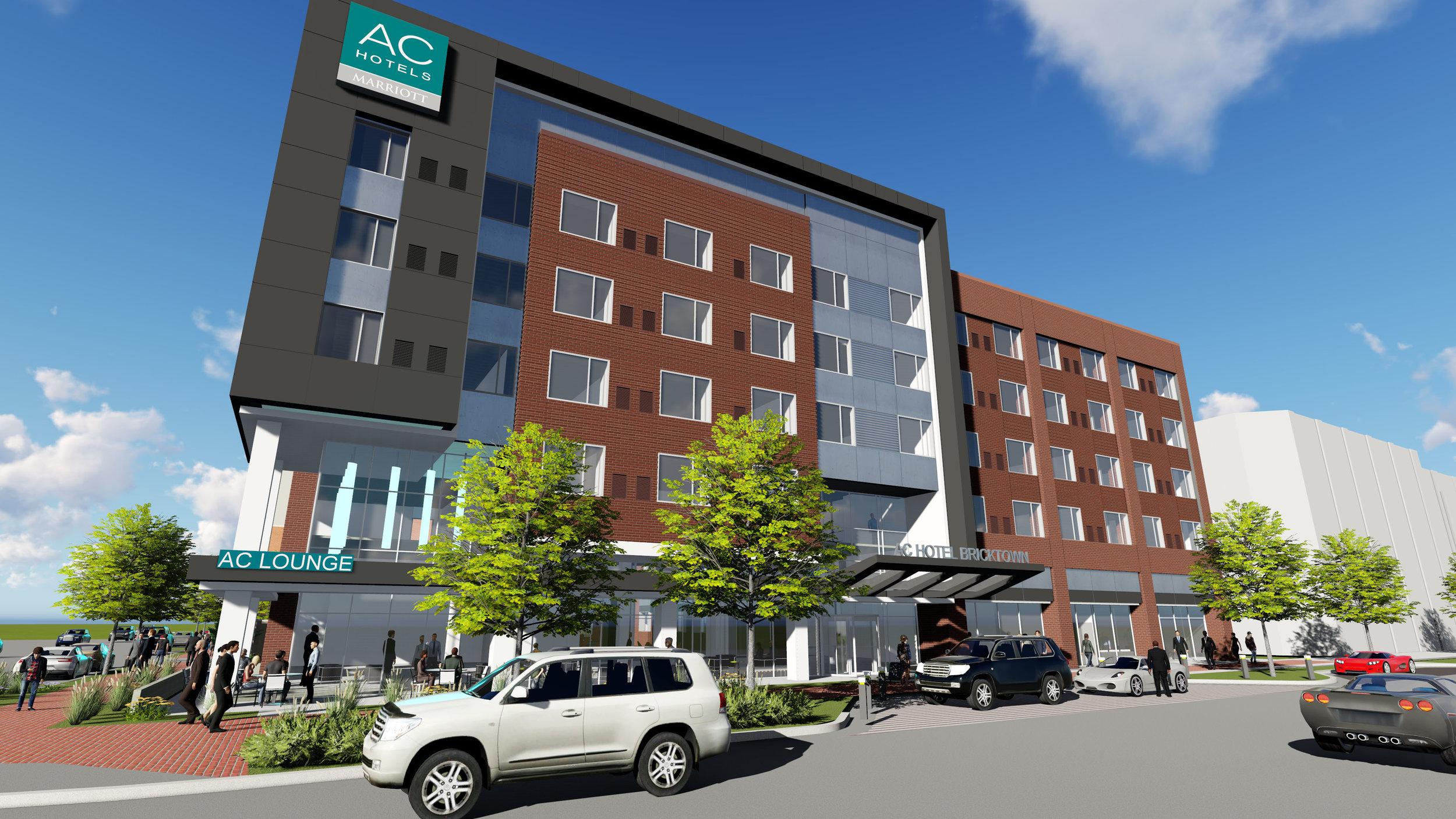AC + HYATT HOTEL