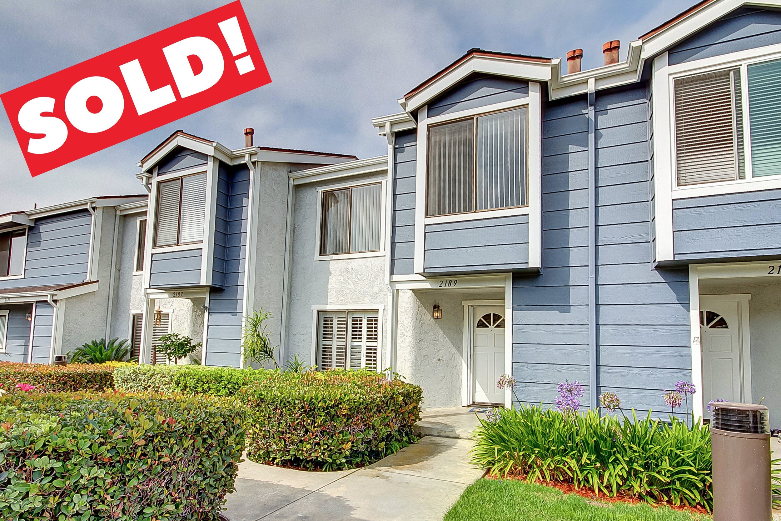 SOLD FOR $3,250   San Clemente  3 BR | 2 BTH | 1,605 SQ/FT