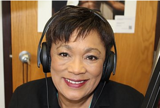 Mayor Toni Harp updates listeners on the police chief search, crowd control training, downtown development, and Arts & Ideas and Freddie Fixer event planning efforts.