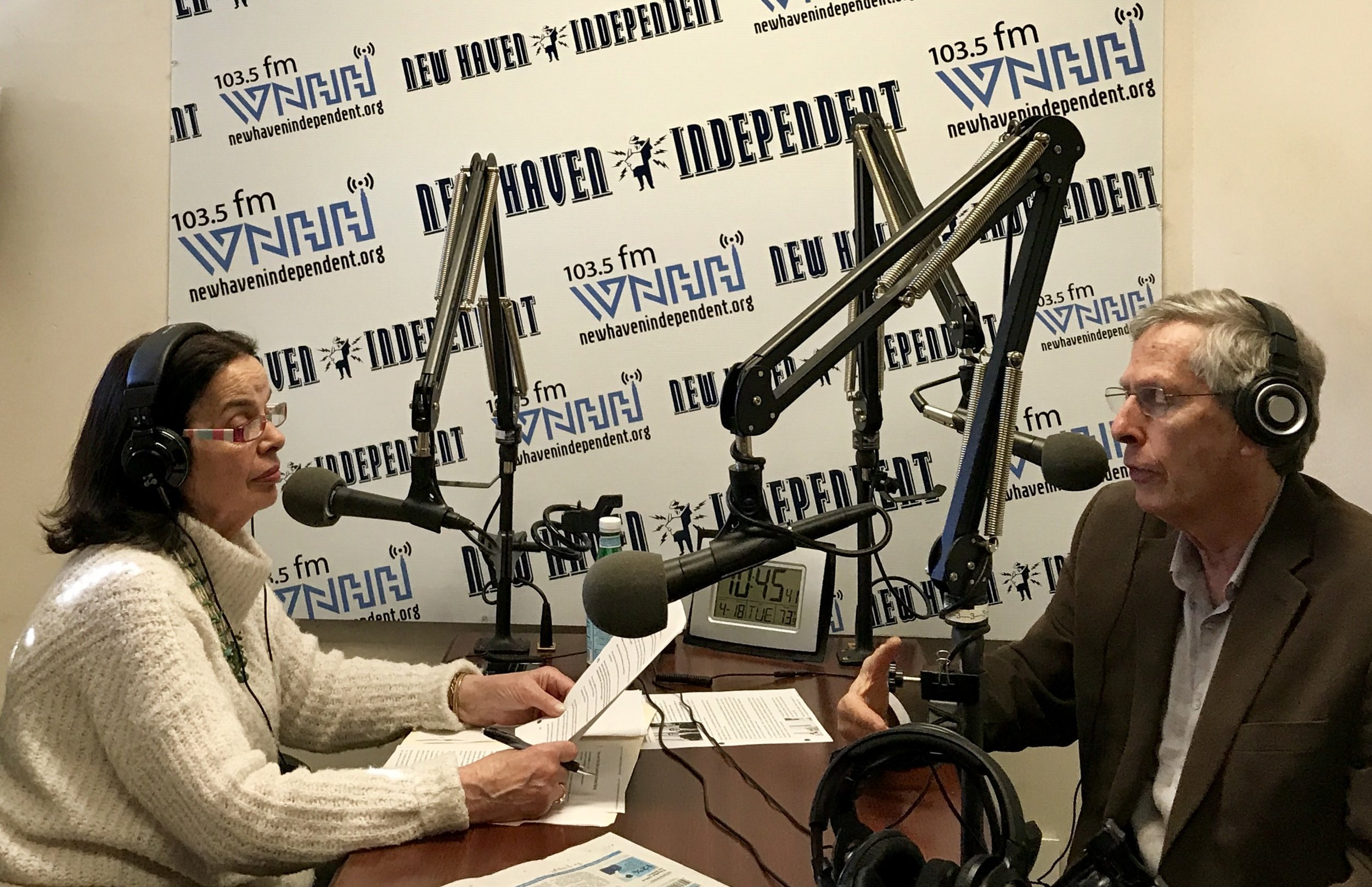 "Today on ""The Legal Eagle"" host Marcia Chambers conversation with Attorney David Rosen about Attorney General Jeff Sessions, Immigration, and local housing."