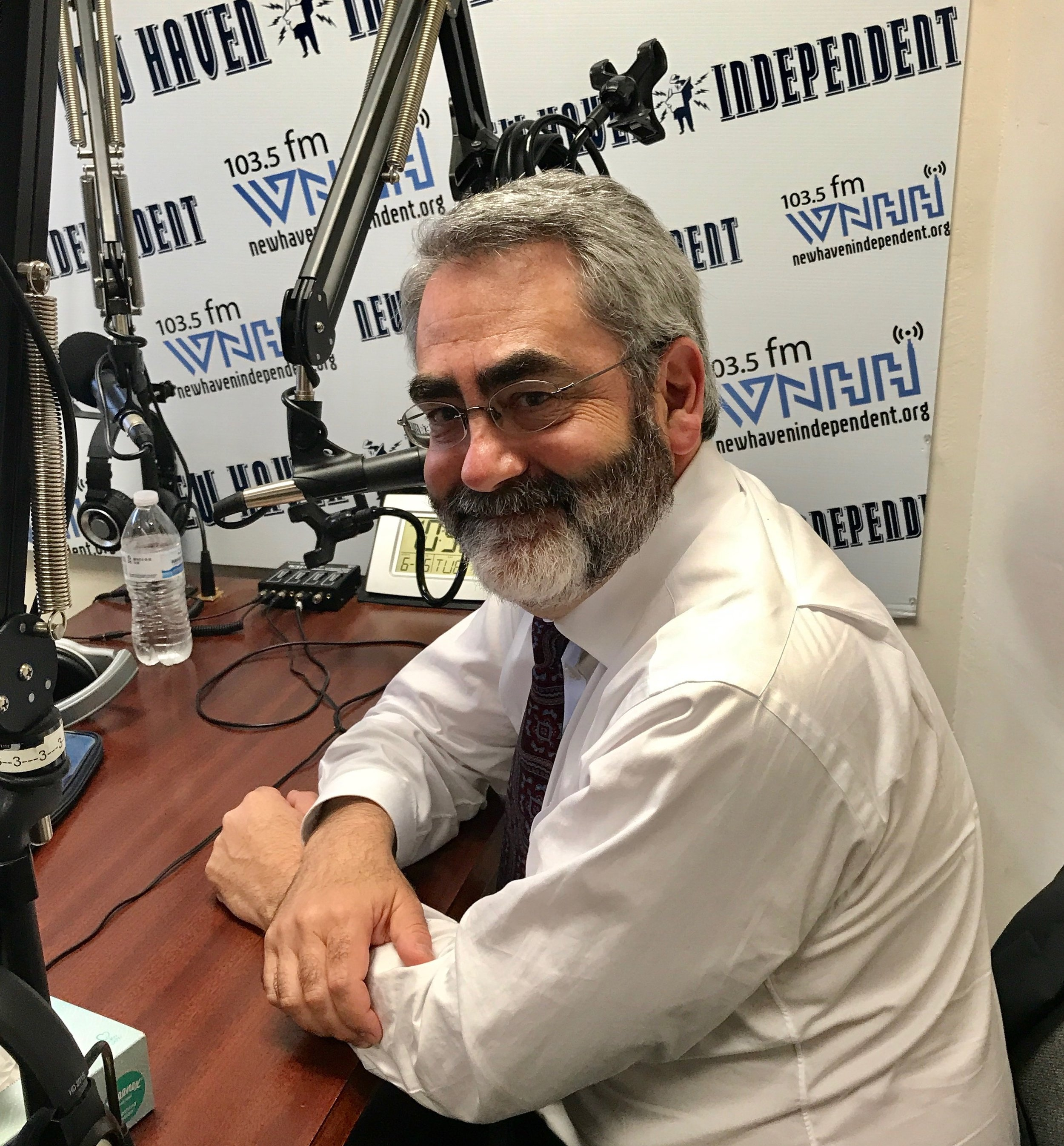 "Today on ""The Legal Eagle"" host Marcia Chambers interviews Attorney Dan Klau about the happenings in the CT legislature, and Trump's Executive order being fast-tracked in the Supreme Court."