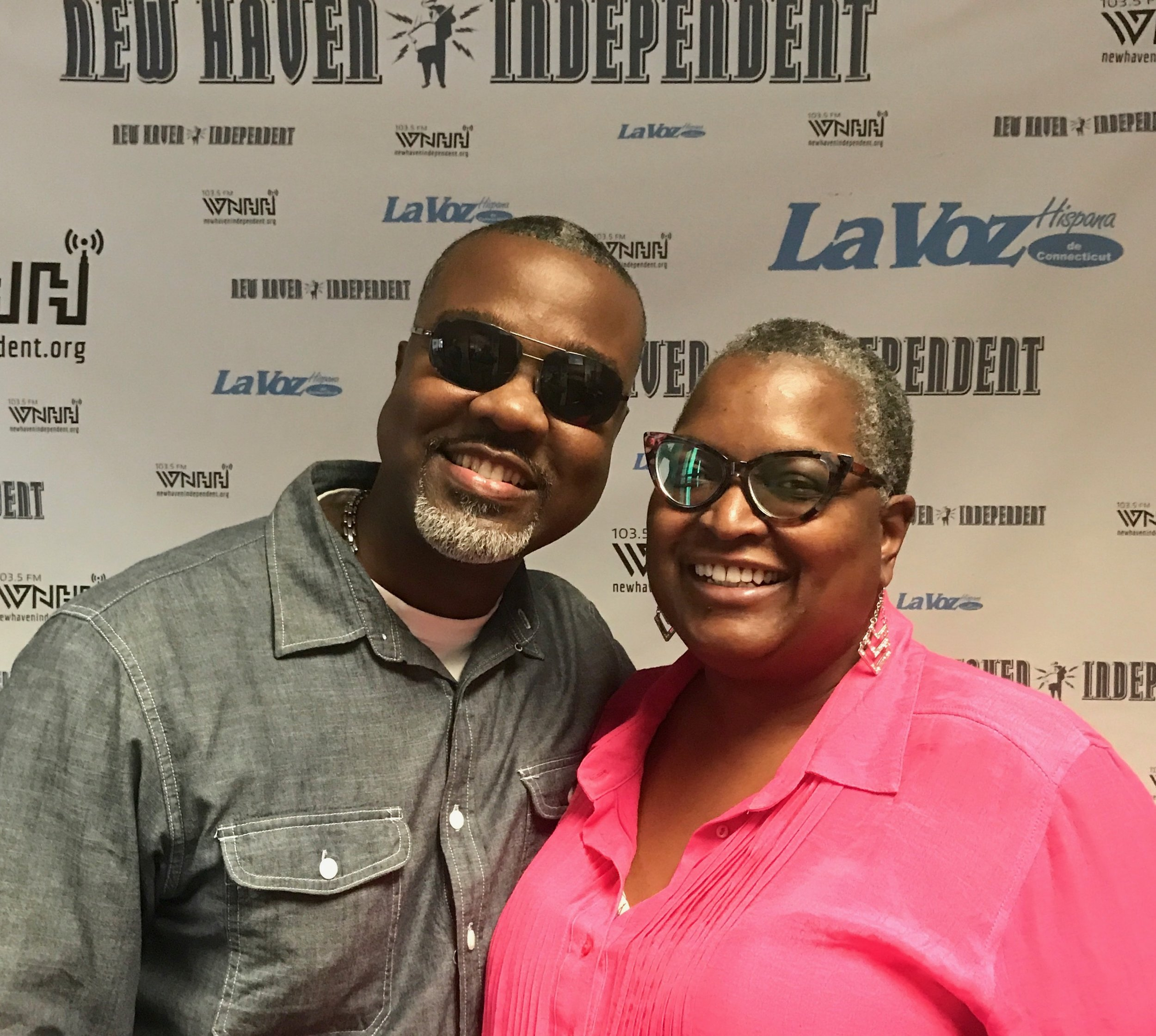 "Today on ""LoveBabz LoveTalk"" host Babz Rawls-Ivy has an entertaining conversation with Musician Ace Livingston."