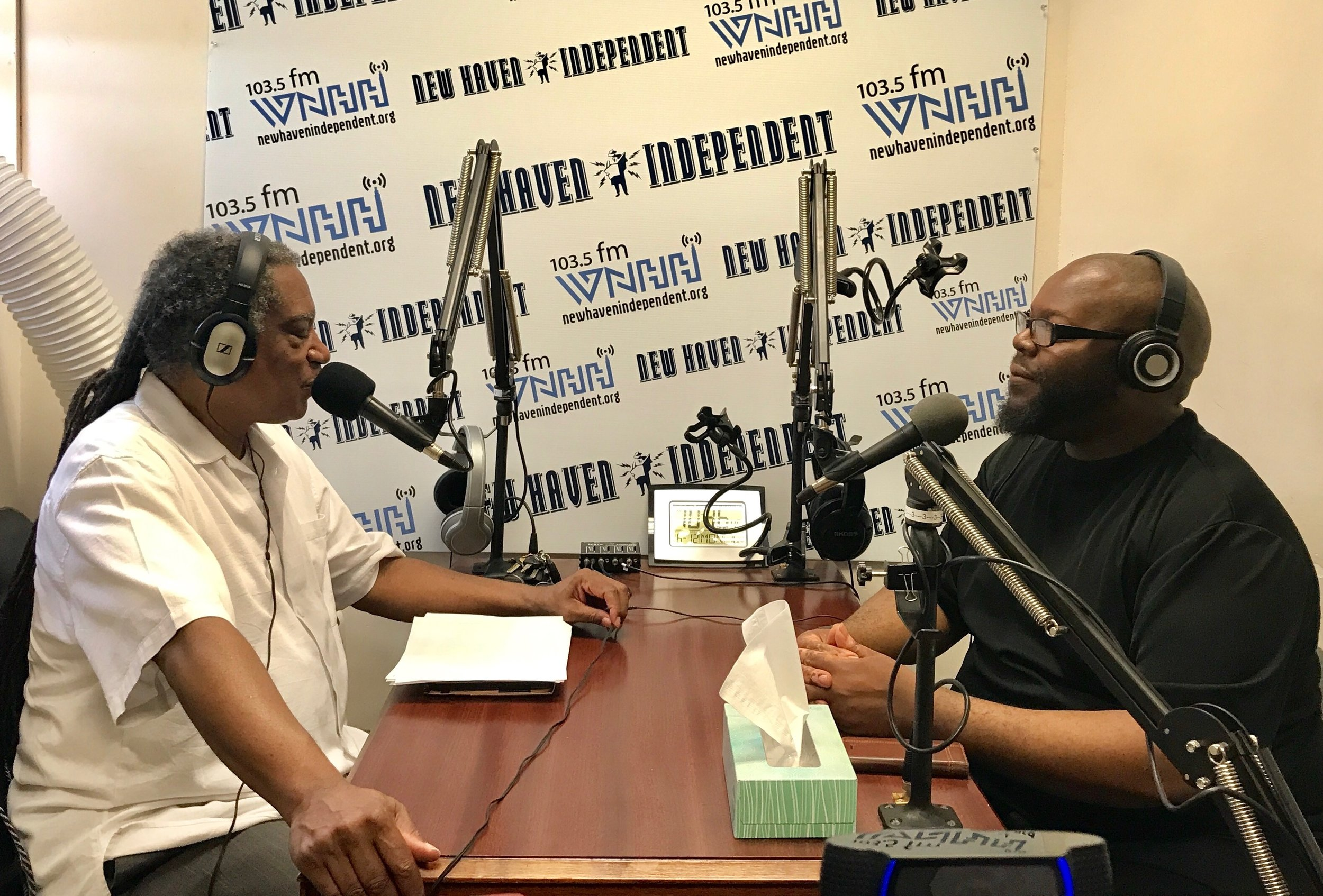 """Today on """"The Tom Ficklin Show"""" host Tom Ficklin talks with Rev. Brian Bellamy from the Friendship Missionary Baptist Church. www.friendshipmbc.net/welcome.html"""
